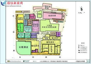 潍坊市里地图全图;